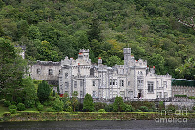 Photograph - Kylemore Abbey by Ruth H Curtis