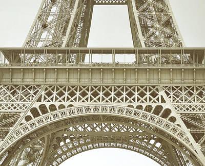 Photograph - La Tour Eiffel by JAMART Photography