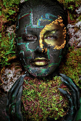 Surrealism Royalty Free Images - Labyrinth II Royalty-Free Image by Ivan Kovalev