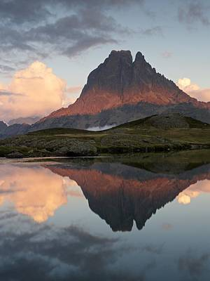 Photograph - Lac Du Miey by Stephen Taylor