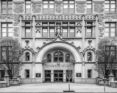 Photograph - Lackawanna College Angeli Hall by University Icons