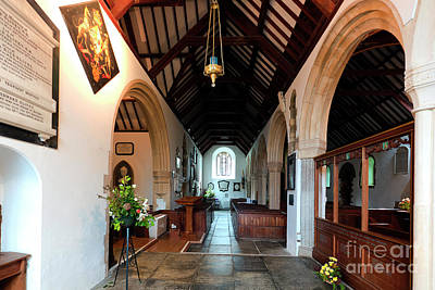 Photograph - Lady Chapel View by Terri Waters