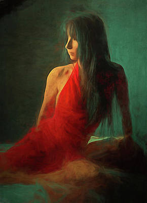 Lady In Red Original