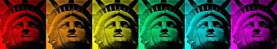 Photograph - Lady Liberty For All by Rob Hans