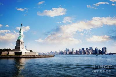 Photograph - Lady Liberty by Scott Kemper