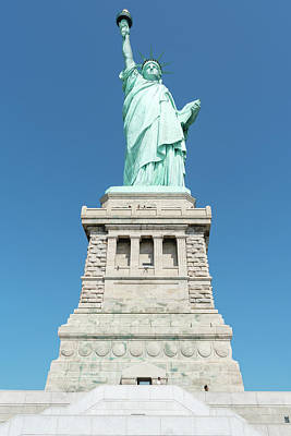 Photograph - Lady Liberty by Sharon Popek