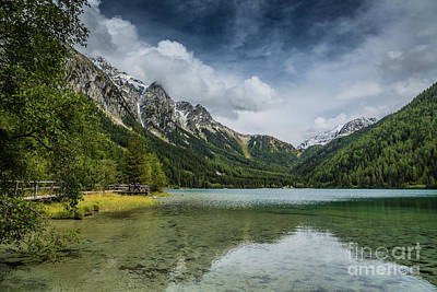 Photograph - Lago Di Anterselva by Eva Lechner