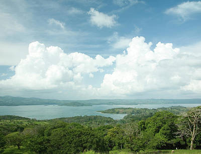 Arenal Photograph - Lake Arenal by Alberto Coto