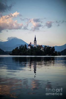 Wall Art - Photograph - Lake Bled by Sebastien Coell