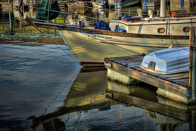 Photograph - Lake Dardanelle Marina by Patricia Cale