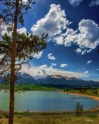 Photograph - Lake Dillon by Tim Kathka
