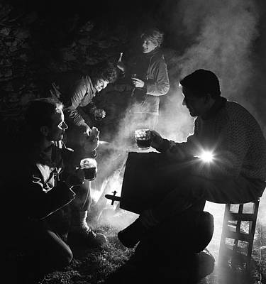 Pub Photograph - Lake District Revels by Bert Hardy Advertising Archive