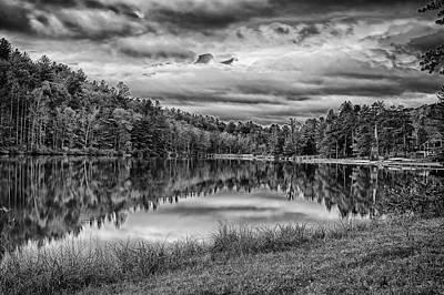 Lake Effect Art Print