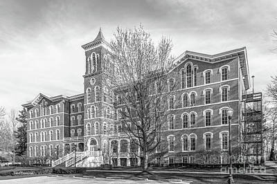 Photograph - Lake Erie College College Hall by University Icons