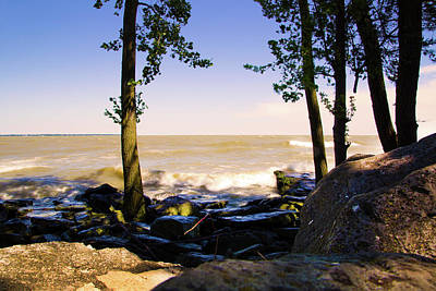 Photograph - Lake Erie Springtime. by Max Huber