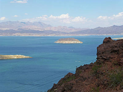 Photograph - Lake Mead Nevada Nv by Toby McGuire