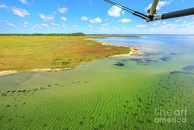 Photograph - Lake Sibaya South Africa by Benny Marty