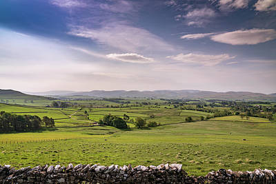 Photograph - Lakeland Countryside by Framing Places