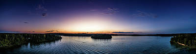 Photograph - Lakeview Sunset by Nick Smith