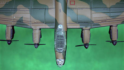 Photograph - Lanc Model by JLowPhotos