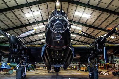 Photograph - Lancaster Bomber Just Jane by Scott Lyons