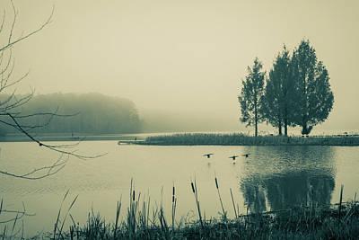 Photograph - Landing IIi by James L Bartlett