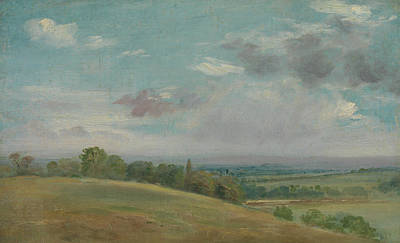 Painting - Landscape by Lionel Constable