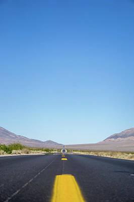 Photograph - Landscape Views Around Las Vegas Red Rock Canyon by Alex Grichenko