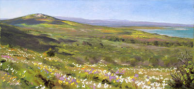 Painting - Langebaan Spring by Christopher Reid