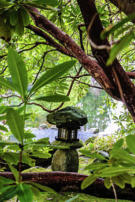 Photograph - Lantern In The Middle by Perggals - Stacey Turner