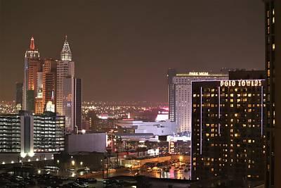Photograph - Las Vegas Cityscapes by Sagittarius Viking