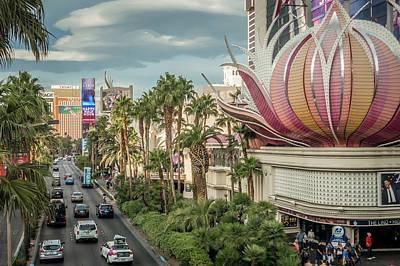 Photograph -   Las Vegas Nevada  by Alex Grichenko