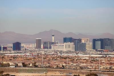 Photograph - Las Vegas by Sagittarius Viking