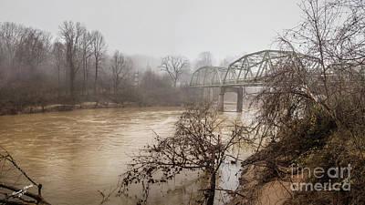 Thomas Kinkade - Last Bridge Day by Aaron Shortt