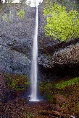 Photograph - Latourell Falls by Todd Kreuter