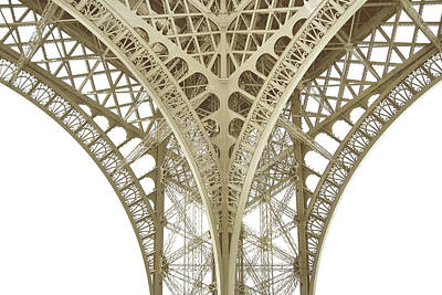 Photograph - Lattice Tower Art by JAMART Photography