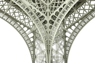 Photograph - Lattice Tower by JAMART Photography