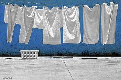 Laundry Day In Mexico Original
