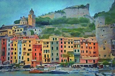 Painting - Le Grazie by Jeffrey Kolker