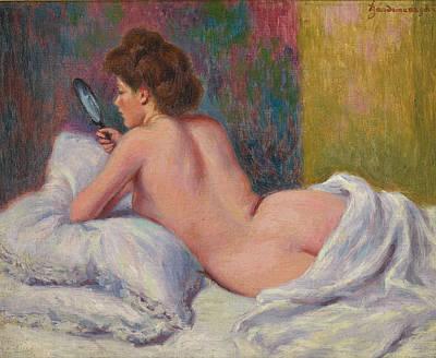 Painting - Le Matin by Federico Zandomeneghi