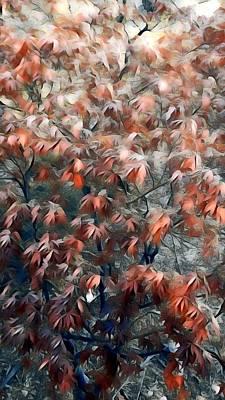 Photograph - Leaves I by Steve Doris