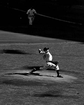 Photograph - Lefty Gomez by New York Daily News Archive
