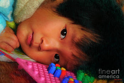 Photograph - Legos Nap by Blake Richards