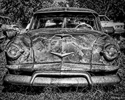 Photograph - Let All Rust Away by Wesley Nesbitt
