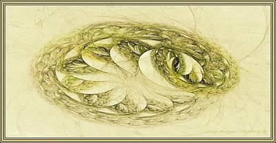 Digital Art - Let Sleeping Dragons Sleep by Doug Morgan
