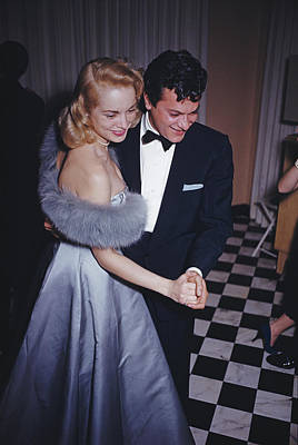 Photograph - Lets Dance by Slim Aarons