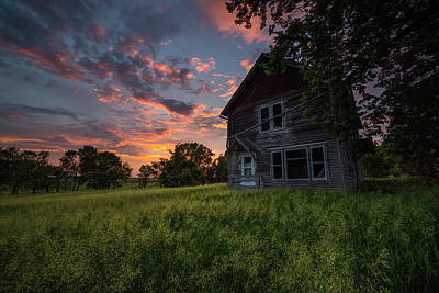 Photograph - Letters From Home by Aaron J Groen
