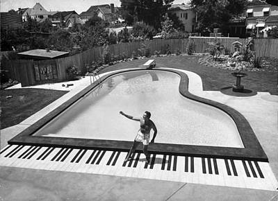Photograph - Liberace Misc.liberace by Loomis Dean