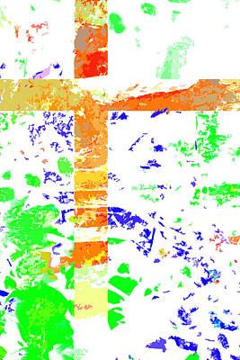 Digital Art - Liberality Three by Payet Emmanuel
