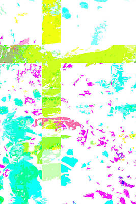 Digital Art - Liberality Two by Payet Emmanuel
